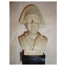 Bust statue Napoleon Bonaparte