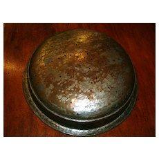 Old strainer sieve