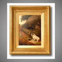 Edward Armfield 19th C. Oil On Canvas
