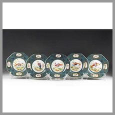 10 Royal Doulton Plates for Tiffany & Company