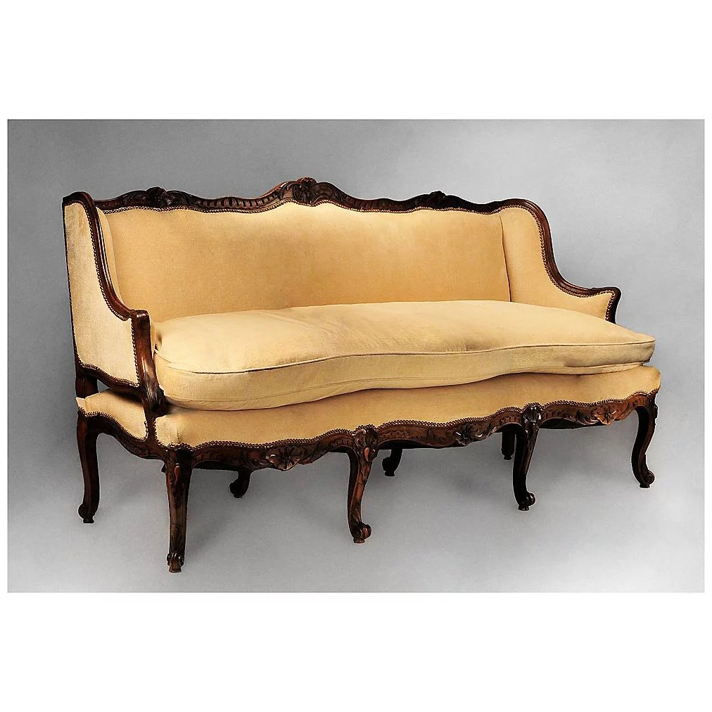 18th C French Provincial Régence