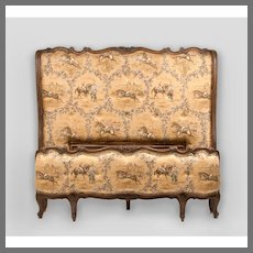 Demi Corbeille French Queen Size Bed