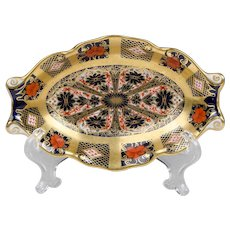 Royal Crown Derby Petite Trinket Tray