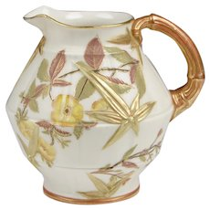 Royal Worcester Blush Ivory Milk Jug #1185, Edward Raby
