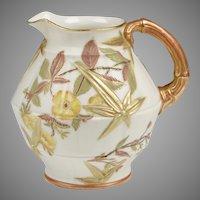 Royal Worcester Blush Milk Jug #1185, Edward Raby