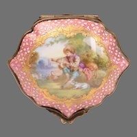 19th C. Trinket Box