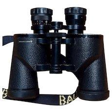 Ca 1970 Bausch & Lomb 7x35 Discoverer Binoculars w/ Case