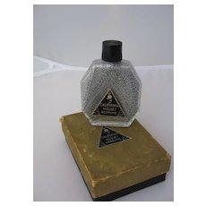 Art Deco California Nugget Perfume in Box Complete