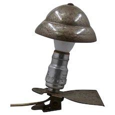 Mid Century Clip-On Light Helmet Shade The Tinker