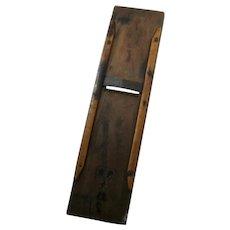 Vintage Japanese Mandoline Wood Julianne Slicer Bamboo Grater