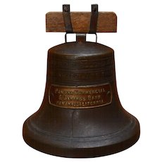 Liberty Bell Bank for Pomona California Pat. 1919