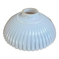 Monax Petalware Glass Diffuser Light Shade Depression Era