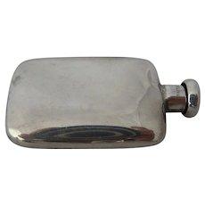 Ca 1930 Uncas Sterling Perfume Flask