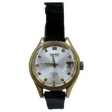 Vintage Seiko Hi-Beat 17 Jewel Automatic Women's Watch 2205-03495