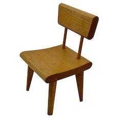 Strombecker Mid-Century Doll Furniture Chair
