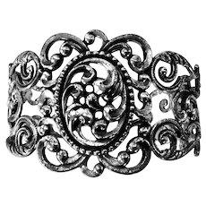 Sterling ® Danecraft Cuff Bracelet