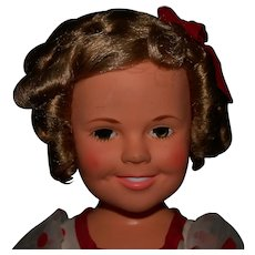 """1972 Ideal Shirley Temple 16.5"""""""