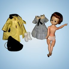 """1950""""s Betsy McCall 8"""" HP doll"""