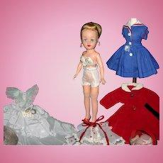 Minty Little Miss Revlon & excellent wardrobe