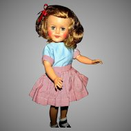 """15"""" Vinyl Ideal 1950's Shirley Temple"""