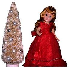 Beautiful HP 1950's fashion doll  Nancy lee