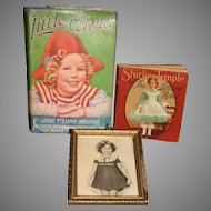 Shirley Temple books picture group