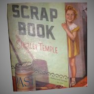 Large fabulous Shirley Temple scrap book Hollywood stars