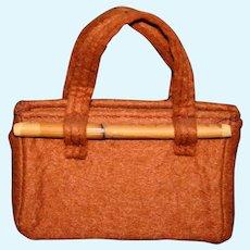 Fashion Lady doll purse