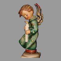 "Hummel figurine ""HEAVENLY ANGEL"" #21/1 Large size 7"""