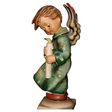 "Hummel figurine ""HEAVENLY ANGEL"" #21/1 Large size 7"""