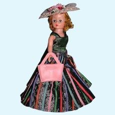 1950's  Madame Alexander Cissette Richard original hat