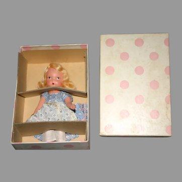 NASB bisque #119 Alice doll