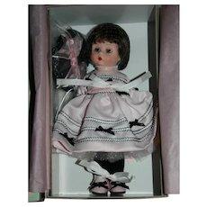 Madame Alexander Wendy Pink Party Dress 2004 mimb