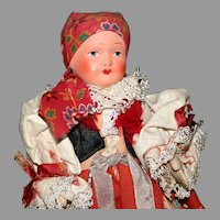 Kimport Czech doll