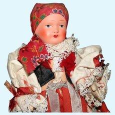 Kimport Czech doll