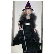 """Mae West Effanbee 1982 Legend Series 17"""" Vinyl Doll NIB"""