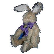 Gorgeous Mohair Artist bunny