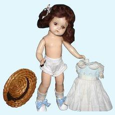 """1941 Madame Alexander 14"""" Jeannie Walker doll"""
