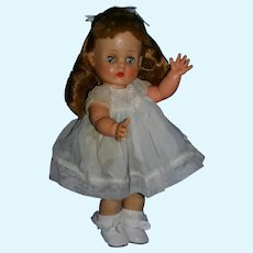 "14"" Vinyl Horsman Toddler 1950's Beautiful Peggy"