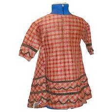 Civil War Boy's Dress