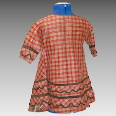 Civil War Boy's Dress