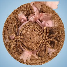 All Original Straw Hat for your Bebe