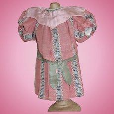 Pink School Dress for Bebe