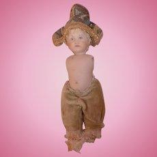 Bisque Boy Doll needs Help
