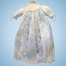 Antique White Baby dress