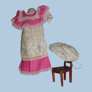 Antique Factory Dress