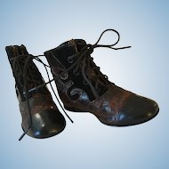 Victorian Boys Shoes