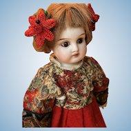 12 inch German Bisque Doll