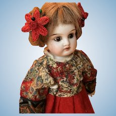 12 inch German Bisque Doll
