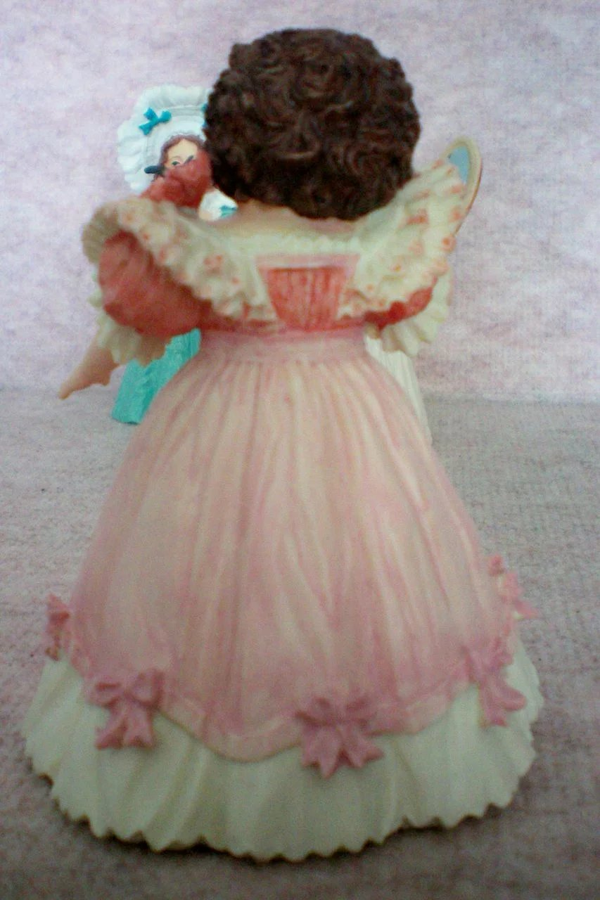 My First Dance By Maud Humphrey Limited Edition Figurine